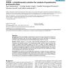 2DDB - a bioinformatics solution for analysis of quantitative proteomics data