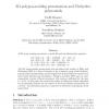 321-Polygon-Avoiding Permutations and Chebyshev Polynomials