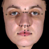 3D Face Recognition Founded on the Structural Diversity of Human Faces