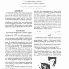 3D Structure from Motion Using Homocentric Spherical Spatiotemporal Image Analysis