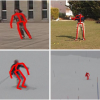 Observable Subspaces for 3D Human Motion Recovery