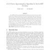 A 2.5-Factor Approximation Algorithm for the k-MST Problem