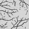 A Bayesian approach to inferring vascular tree structure from 2D imagery
