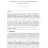 A bilevel integer programming method for blended composite structures