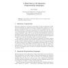 A Brief Survey of Quantum Programming Languages
