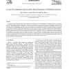 A case for cooperative and incentive-based federation of distributed clusters