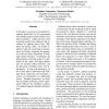 A Clustered Global Phrase Reordering Model for Statistical Machine Translation