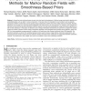 A Comparative Study of Energy Minimization Methods for Markov Random Fields with Smoothness-Based Priors