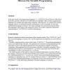 A Comparison of C++, FORTRAN 90 and Oberon-2 for Scientific Programming