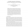 A Compiler Approach to Performance Prediction Using Empirical-Based Modeling