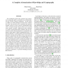 A Complete Axiomatization of Knowledge and Cryptography