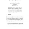 A Compositional Approach on Modal Specifications for Timed Systems