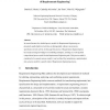 A Compositional Knowledge Level Process Model of Requirements Engineering