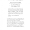 A Compositional Method for the Synthesis of Asynchronous Communication Mechanisms