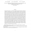 A Comprehensive Analytical Performance Model for Disk Devices under Random Workloads
