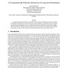 A computationally efficient abstraction of long-term potentiation