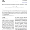 A concurrent engineering-oriented design database representation model