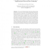 A Congestion-Aware Search Protocol for Unstructured Peer-to-Peer Networks