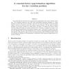 A Constant-Factor Approximation Algorithm for the k-Median Problem
