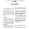 A Context-Sensitive Service Discovery Protocol for Mobile Computing Environments