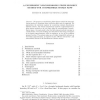 A Convergent Nonconforming Finite Element Method for Compressible Stokes Flow
