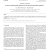 A convex optimization approach to the mode acceleration problem