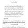 A Convex Programming Approach to the Trace Quotient Problem