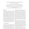 A Coordination Model for ad hoc Mobile Systems