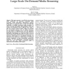 A Cost-Effective Peer-to-Peer Architecture for Large-Scale On-Demand Media Streaming