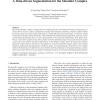 A Data-driven Segmentation for the Shoulder Complex