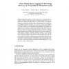 A Data Mining Query Language for Knowledge Discovery in a Geographical Information System