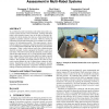 A decentralized approach to cooperative situation assessment in multi-robot systems