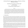 A decision-theoretic approach to resource allocation in wireless multimedia networks