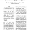 A Development Framework for Rapid Meta-Heuristics Hybridization