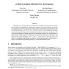 A Direct Product Theorem for Discrepancy