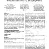 A discrete differential evolution algorithm for the permutation flowshop scheduling problem