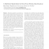 A distributed spatial index for error-prone wireless data broadcast