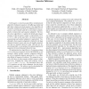 A Divide-and-Conquer Implementation of Three Sequence Alignment and Ancestor Inference