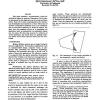 A Dual Space Representation for Geometric Data