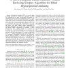 A Fast Hyperplane-Based Minimum-Volume Enclosing Simplex Algorithm for Blind Hyperspectral Unmixing