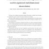 A Fast Thresholded Landweber Algorithm for Wavelet-Regularized Multidimensional Deconvolution