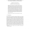 A Feature and Information Theoretic Framework for Semantic Similarity and Relatedness