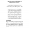 A Formal Analysis of Complex Type Flaw Attacks on Security Protocols