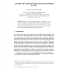 A Formal Data Model and Algebra for Resource Sharing in Grid