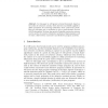 A formal framework for synthesis and verification of logic programs