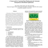 A Framework for Constraint-Based Deployment and Autonomic Management of Distributed Applications