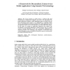 A Framework for Decentralized, Context-Aware Mobile Applications Using Semantic Web Technology