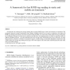 A framework for fast RFID tag reading in static and mobile environments