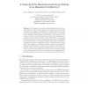 A Framework for Hardware-in-the-Loop Testing of an Integrated Architecture