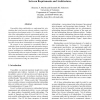 A Framework for Managing Traceability Relationships between Requirements and Architectures